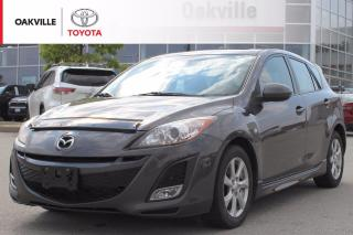Used 2010 Mazda MAZDA3 GS with Clean Carfax and One Owner | SELF CERTIFY for sale in Oakville, ON