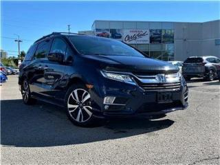 Used 2018 Honda Odyssey Touring for sale in North York, ON