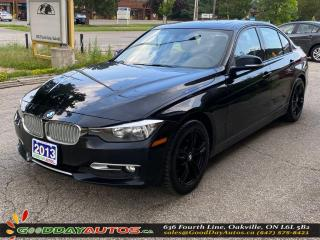 Used 2013 BMW 3 Series 320i xDrive|LOW KM|SUNROOF|AWD|BLUETOOTH|CERTIFIED for sale in Oakville, ON