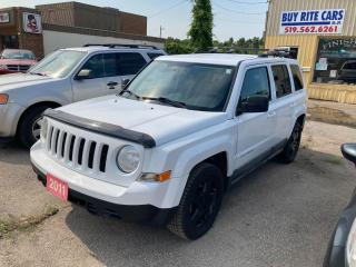 Used 2011 Jeep Patriot NORTH EDITION for sale in Tecumseh, ON