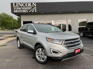 Used 2017 Ford Edge SEL for sale in Beamsville, ON