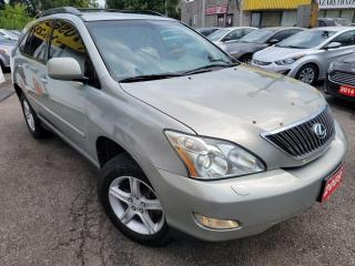 Used 2009 Lexus RX 350 PREMIUM/4WD/NAVI/CAMERA/LEATHER/ROOF/LOADED/ALLOYS for sale in Scarborough, ON