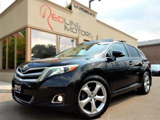 Used 2015 Toyota Venza AWD Limited Navi.Cam.Leather.PanoRoof.ParkAssist for sale in Kitchener, ON