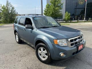 Used 2010 Ford Escape XLT, Automatic, 4 Door, 3 Years warranty available for sale in Toronto, ON