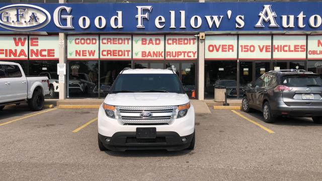 2015 Ford Explorer XLT MODEL, LEATHER SEATS, REARVIEW CAMERA, 8PASS