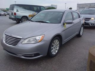 Used 2013 Chrysler 200 Touring for sale in Innisfil, ON