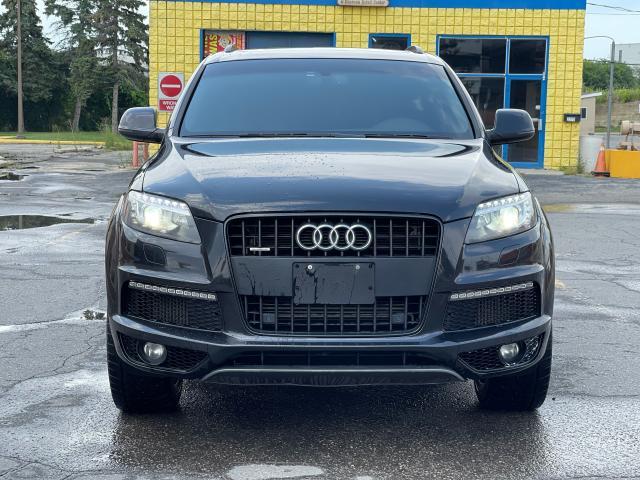2014 Audi Q7 3.0L TDI S Line Navigation/Pano Sunroof/Camera Photo6