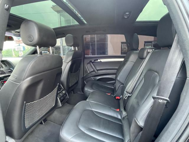 2014 Audi Q7 3.0L TDI S Line Navigation/Pano Sunroof/Camera Photo8