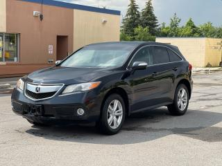 Used 2013 Acura RDX Technology  Navigation/Sunroof/Camera for sale in North York, ON