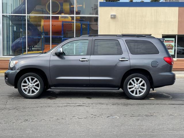2013 Toyota Sequoia Limited Navigation/Sunroof/DVD/8Pass Photo2