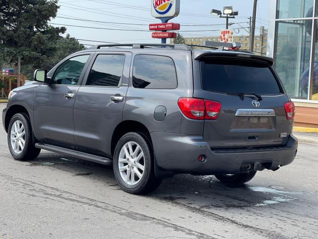 2013 Toyota Sequoia Limited Navigation/Sunroof/DVD/8Pass Photo3