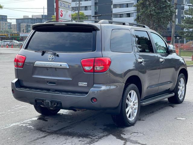 2013 Toyota Sequoia Limited Navigation/Sunroof/DVD/8Pass Photo5