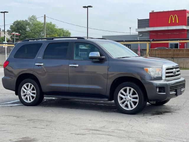 2013 Toyota Sequoia Limited Navigation/Sunroof/DVD/8Pass Photo6