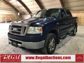 Used 2008 Ford F-150 XLT CREW CAB for sale in Calgary, AB
