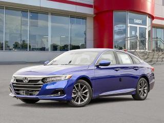New 2021 Honda Accord EX-L for sale in Winnipeg, MB