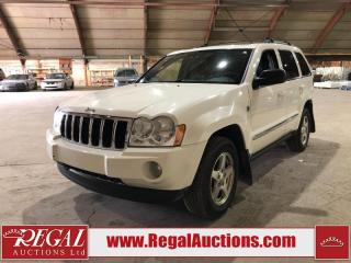Used 2005 Jeep Grand Cherokee Limited 4D Utility AWD for sale in Calgary, AB