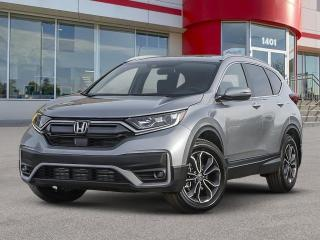 New 2021 Honda CR-V EX-L for sale in Winnipeg, MB