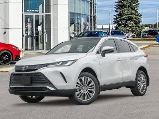 New 2021 Toyota Venza Limited HYBRID for sale in Winnipeg, MB