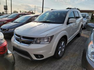 Used 2011 Dodge Journey SXT for sale in Waterloo, ON