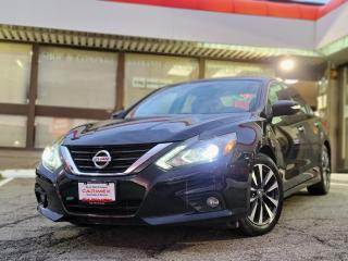 Used 2016 Nissan Altima 2.5 SL Tech BSM | NAVI | SUNROOF | BOSE | LEATHER for sale in Waterloo, ON