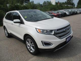 Used 2017 Ford Edge Titanium for sale in North Bay, ON