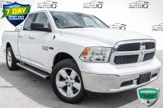 Used 2015 RAM 1500 SLT ECO DIESEL!! REMOTE KEYLESS ENTRY!! for sale in Barrie, ON