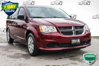 Used 2018 Dodge Grand Caravan CVP/SXT Canada Value Package for sale in Innisfil, ON