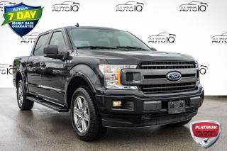 Used 2018 Ford F-150 XLT LEATHER INTERIOR   LOW MILEAGE for sale in Innisfil, ON