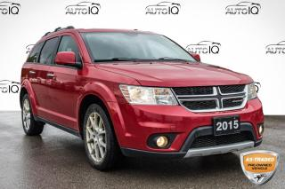 Used 2015 Dodge Journey AS TRADED SPECIAL | YOU CERTIFY, YOU SAVE for sale in Innisfil, ON