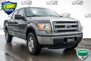 Used 2013 Ford F-150 XLT 4X4   CREW CAB for sale in Innisfil, ON