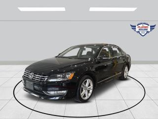 Used 2014 Volkswagen Passat HIGHLINE SEL PREMIUM for sale in Richmond Hill, ON