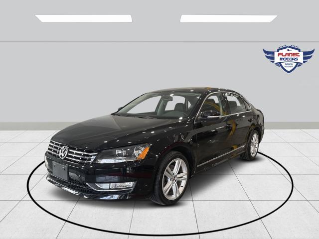 2014 Volkswagen Passat HIGHLINE SEL PREMIUM