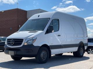 Used 2016 Mercedes-Benz Sprinter High Roof DIESEL/144 WB/DUALLY for sale in Concord, ON