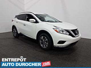 Used 2016 Nissan Murano S AUTOMATIQUE - Navigation - Sièges chauffants - for sale in Laval, QC