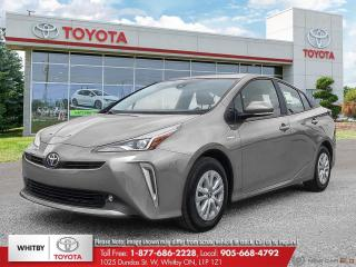 New 2022 Toyota Prius PRIUS - AWD-e for sale in Whitby, ON