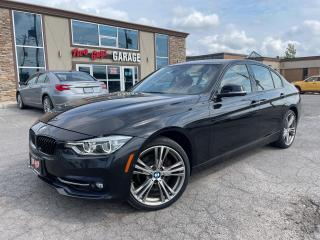 Used 2017 BMW 3 Series 330i xDrive   Red Leather   Nav   Sunroof   for sale in St Catharines, ON