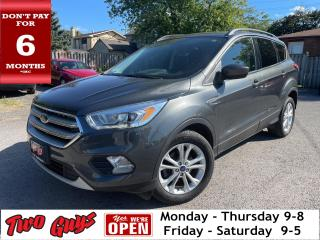 Used 2017 Ford Escape SE | 1.5L FWD | Pwr Seat | SYNC | B/Up Cam | for sale in St Catharines, ON