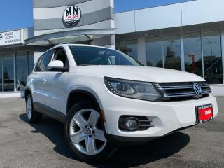 Used 2013 Volkswagen Tiguan 2.0 TSI Highline AWD SUNROOF NAVI CAMERA for sale in Langley, BC