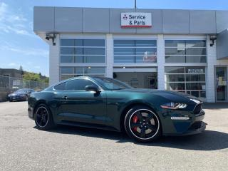Used 2019 Ford Mustang BULLITT for sale in Surrey, BC