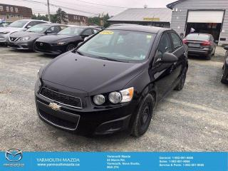 Used 2012 Chevrolet Sonic LT for sale in Yarmouth, NS