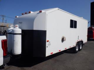 Used 2006 VANGUARD OT 250 Office Trailer 21 foot for sale in Burnaby, BC