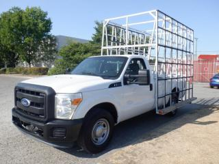 Used 2011 Ford F-250 SD XL 2WD Long Box Glass Window Racking for sale in Burnaby, BC
