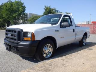 Used 2006 Ford F-250 SD XL 2WD Long Box 3 Seater Diesel for sale in Burnaby, BC