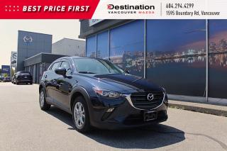 Used 2019 Mazda CX-3 GS -1 Owner Only! - AWD! for sale in Vancouver, BC