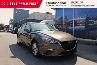 Used 2016 Mazda MAZDA3 GS - Best price first! for sale in Vancouver, BC