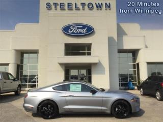 New 2021 Ford Mustang EcoBoost Premium for sale in Selkirk, MB