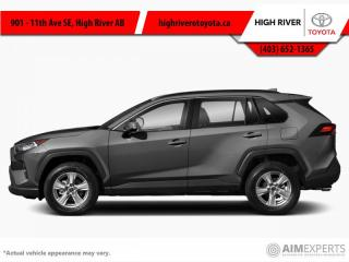 New 2021 Toyota RAV4 XLE AWD  - Sunroof for sale in High River, AB