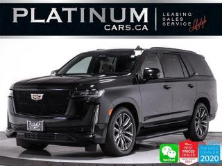 Used 2021 Cadillac Escalade Sport, 4WD, 7 PASSENGER, NAV, CAM, HEATED for sale in Toronto, ON