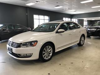 Used 2012 Volkswagen Passat SEL for sale in North York, ON