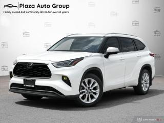 Used 2020 Toyota Highlander LIMITED  for sale in Bolton, ON